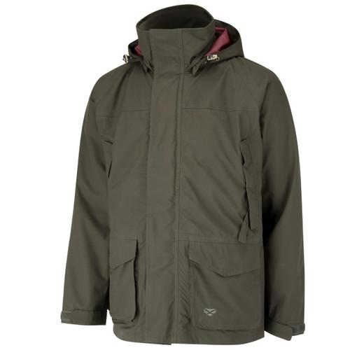 Fen Green Hoggs Of Fife Mens Culloden Waterproof Jacket