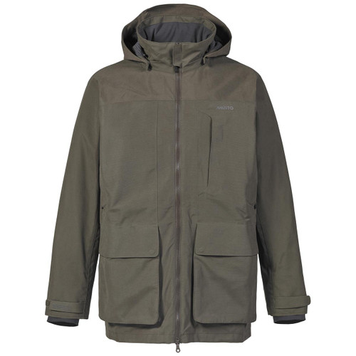 Rifle Green Musto Mens Keepers 2.0 Jacket