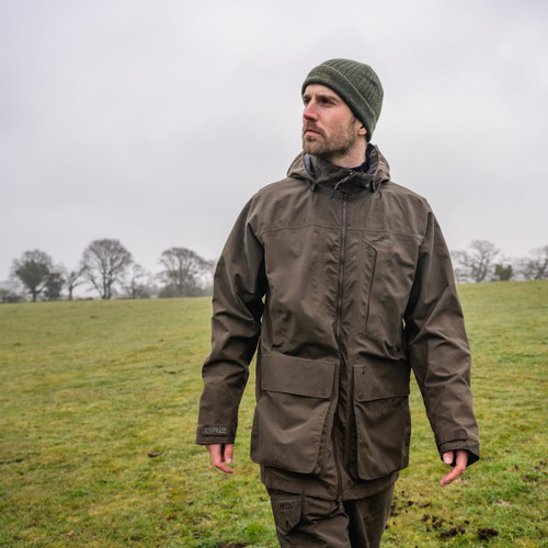 Rifle Green Musto Mens Keepers 2.0 Jacket Lifestyle