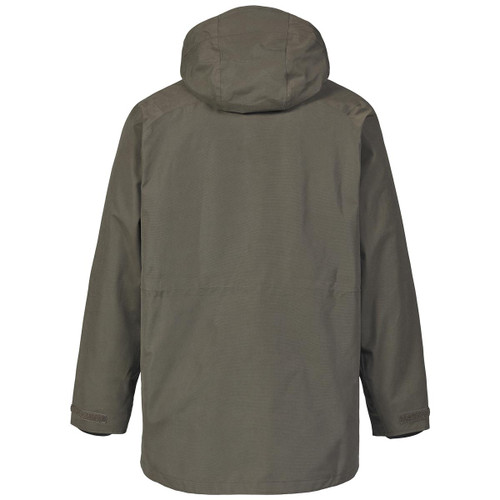 Rifle Green Musto Mens Keepers 2.0 Jacket Back