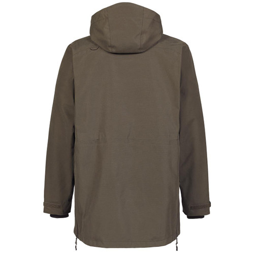 Rifle Green Musto Mens Keepers Smock Back
