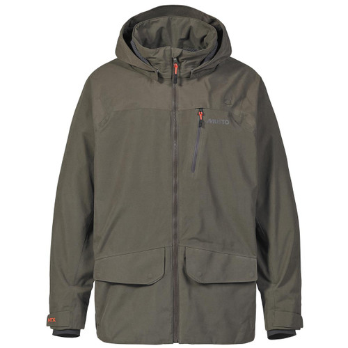 Rifle Green Musto Mens HTX Keepers Jacket