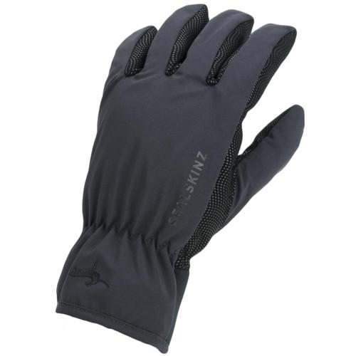 Black Sealskinz Waterproof All Weather Lightweight Gloves