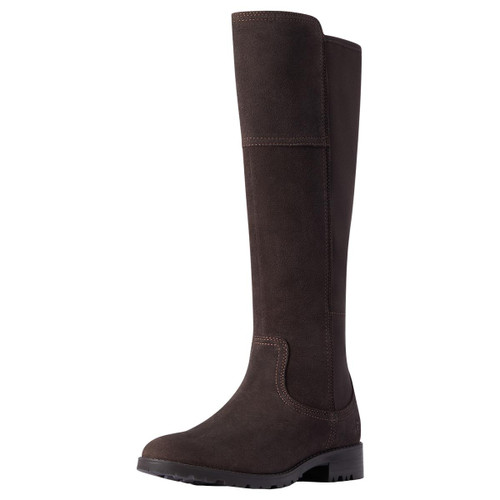 Chocolate Ariat Sutton II H2O Boots