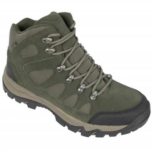 Loden Green Hoggs Of Fife Unisex Nevis Waterproof Hiking Boots