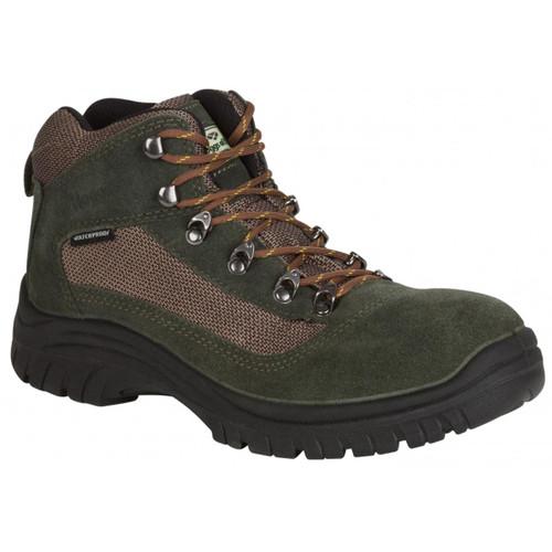 Fern Green Hoggs Of Fife Unisex Rambler Waterproof Hiking Boots