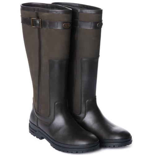 Le Chameau Mens Jameson Standard Fit Leather Boot