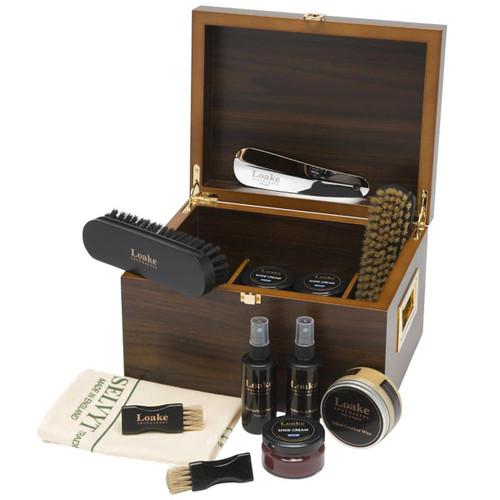 Loake Luxury Valet Box Open