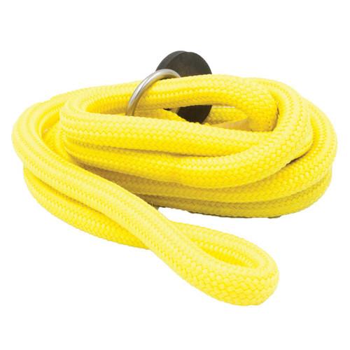 Yellow Bisley Super Six Dog Lead 6mm