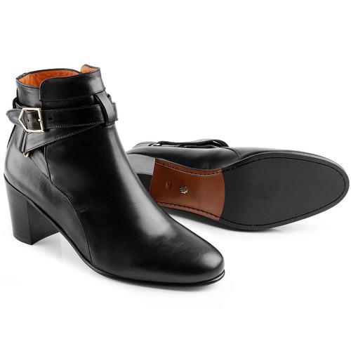 Fairfax & Favor Womens Leather Kensington Boots