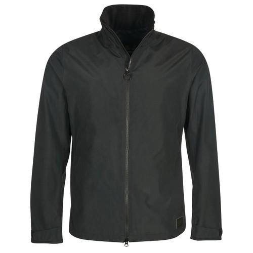 Black Barbour Mens Arden Jacket