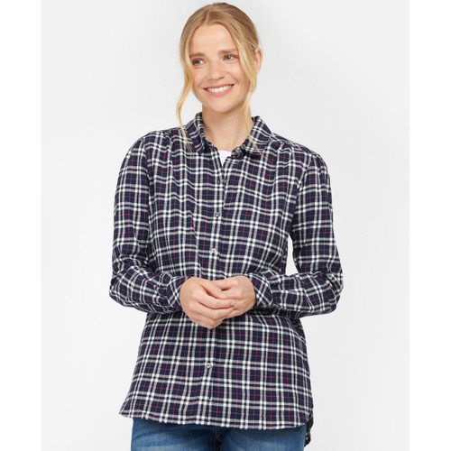 Barbour Womens Birling Shirt Front
