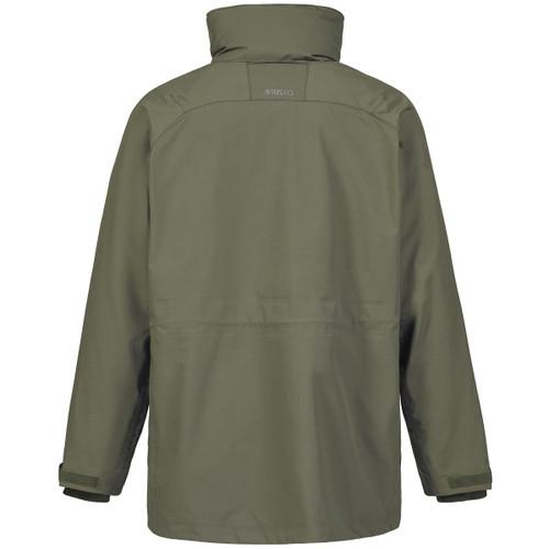 Deep Green Musto Mens Fenland 2.0 Jacket Back
