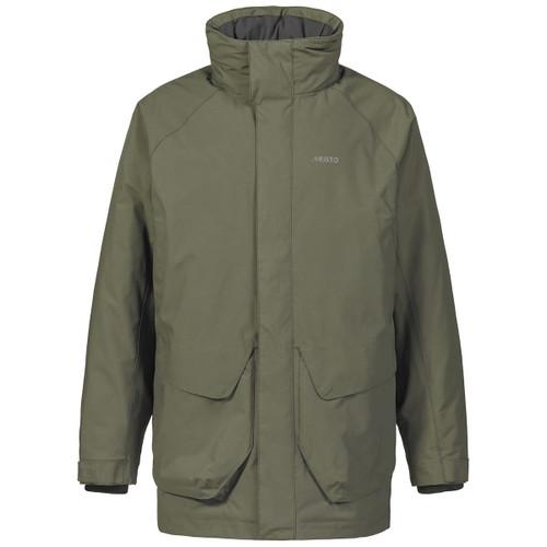 Deep Green Musto Mens Fenland Primaloft Jacket