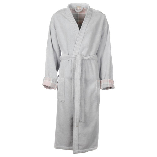 Grey Barbour Womens Ada Dressing Gown