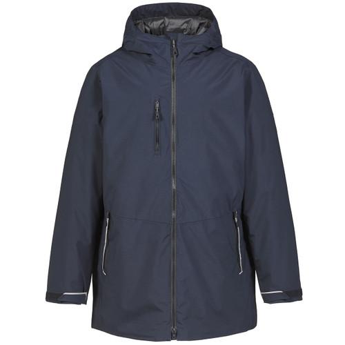 Navy Musto Mens Corsica Primaloft Rain Jacket