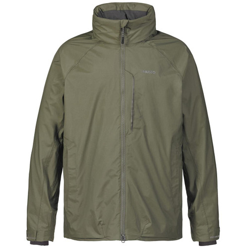 Deep Green Musto Mens Fenland Lite Jacket