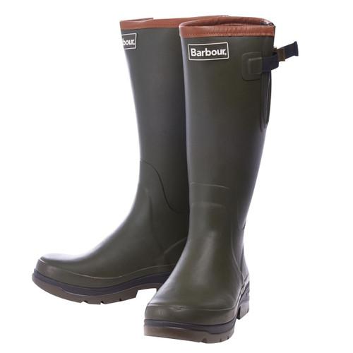 Barbour Mens Tempest Wellington Boots