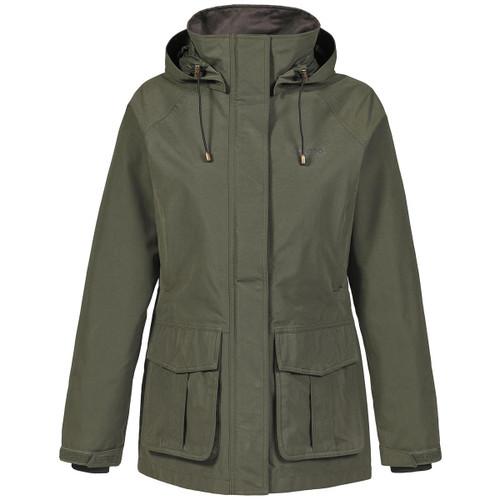 Deep Green Musto Womens Burnham BR1 Jacket