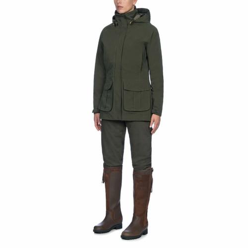 Green Musto Womens Burnham BR1 Jacket