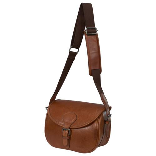 Cognac Harkila Retrieve Cartridge Bag