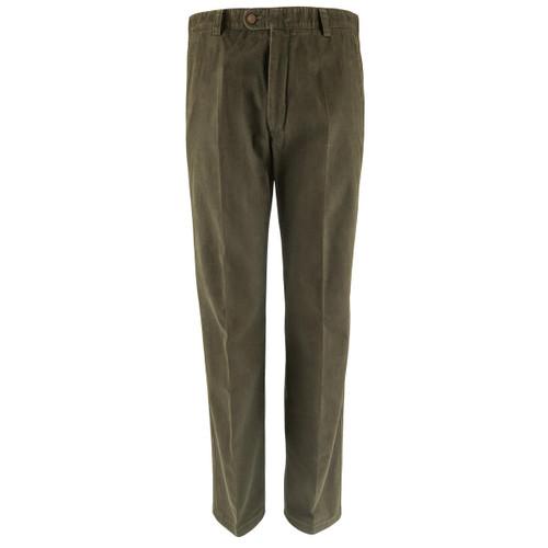 Braken Brown Albert and Maurice Mens Longford Trousers