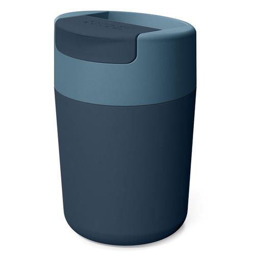 Blue Joseph Joseph Sipp Travel Mug 340ml