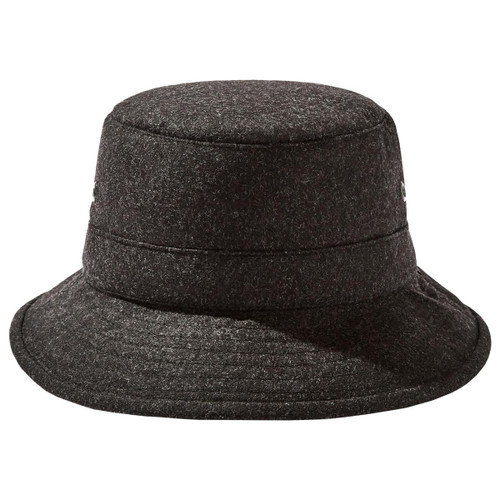 Tilley Warmth Hat in Charcoal
