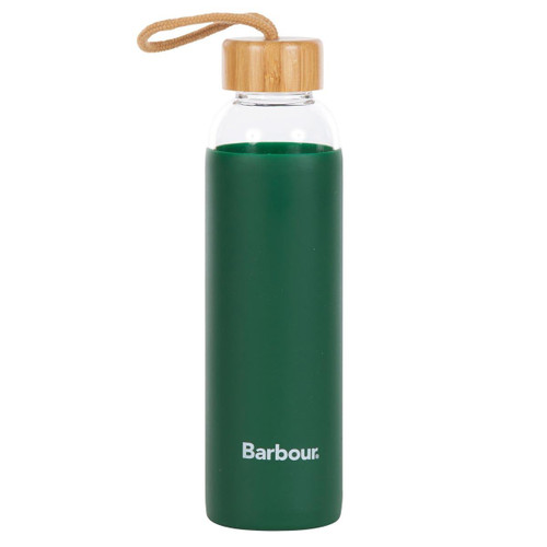 Barbour Glass Water Bottle
