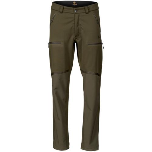 Pine Green Seeland Mens Hawker Advance Trousers
