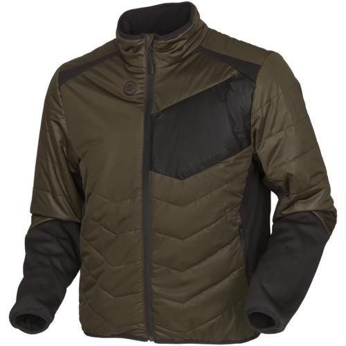 Willow Green/Black Harkila Heat Jacket