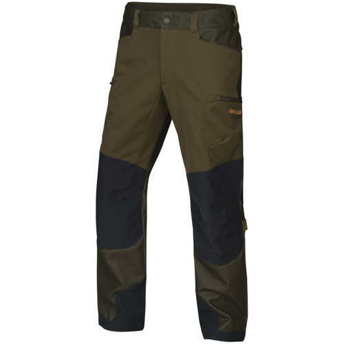 Willow Green Harkila Mens Mountain Hunter Hybrid Trousers