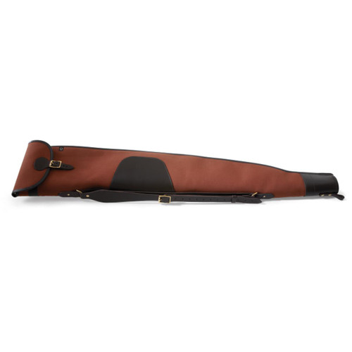 Fox Tan Croots Rosedale Slip With Flap And Zip