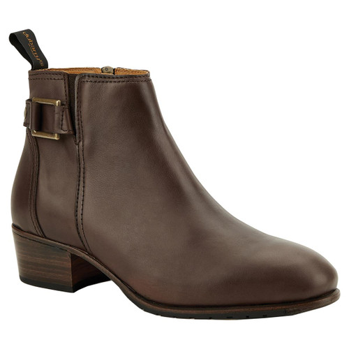 Dubarry Dundalk Boots in Old Rum