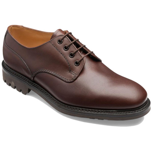 Brown Loake Mens Epsom Shoes