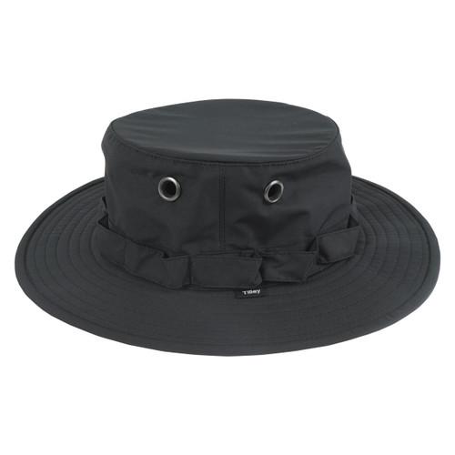 Tilley Performance Bucket Hat in Black