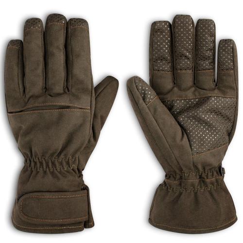 Dark Green Hoggs Of Fife Struther Waterproof Gloves