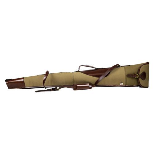 Teales Huntsman Brandy & Khaki Gun Slip