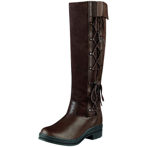 Ariat Grasmere H2O Boots in Chocolate