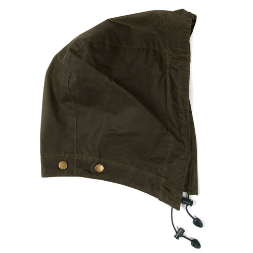 Barbour Unisex Lightweight Wax Hood