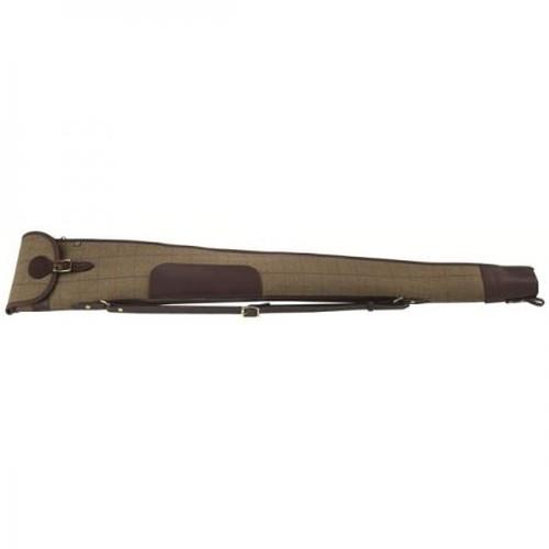 Burgundy - Croots Helmsley Tweed Shotgun Slip