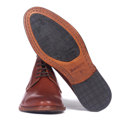 Tan Barbour Benwell Chukka Boot Sole