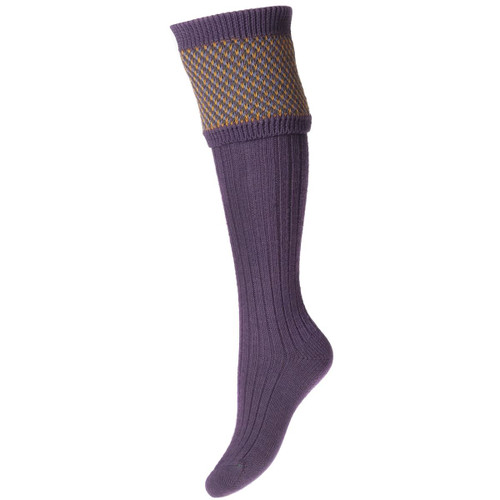 Thistle - House Of Cheviot Lady Tayside Socks