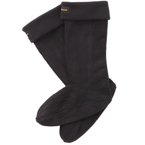 Barbour Mens Fleece Wellington Sock
