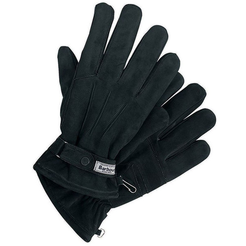 Barbour Mens Leather Thinsulate Gloves