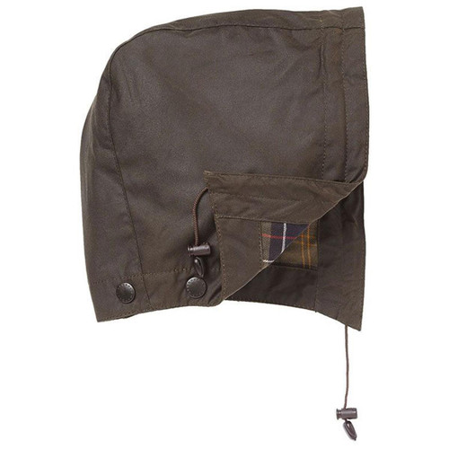 Barbour Mens Classic Sylkoil Hood