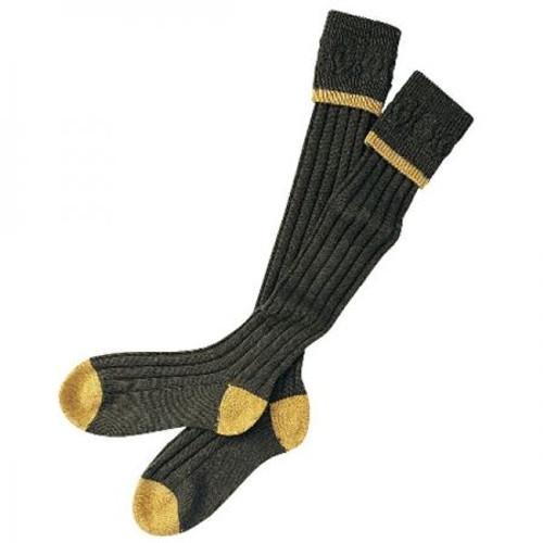 Barbour Mens Socks Contrast Stocking Gun Socks