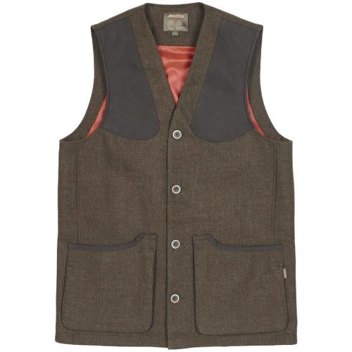 Musto Stretch Technical Tweed Waistcoat - Thornbury