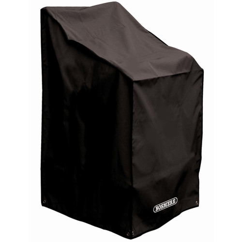 Storm Black Bosmere 6000 Stacking Chair Cover