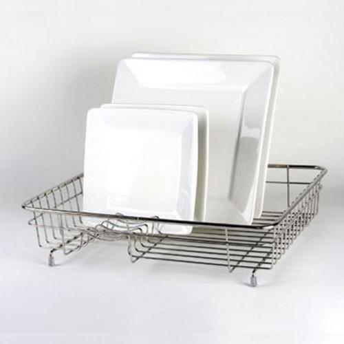 Delfinware Medium Dish Drainer Stainless Steel